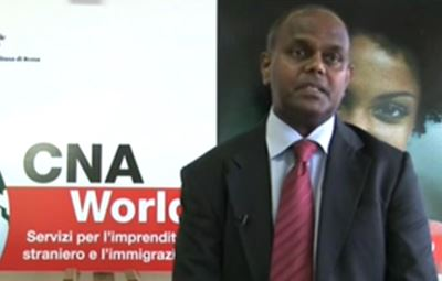 Indra Perera Cna World