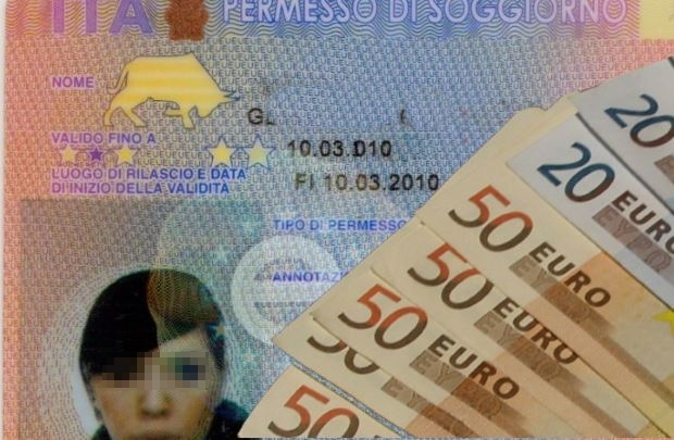Permesso di soggiorno ancora più costoso, 3 euro in più per rilasci ...