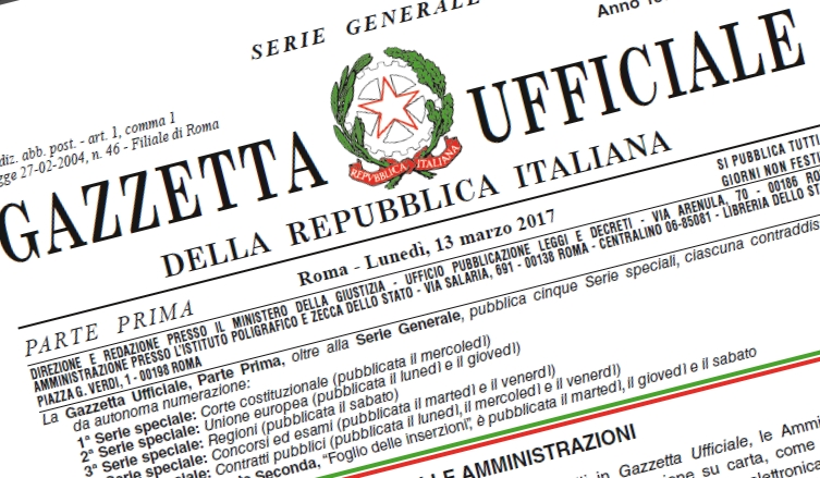 Regolarizzazione Ecco Il Testo In Gazzetta Ufficiale Il Contributo Forfettario E Di 500 Euro Stranieri In Italia